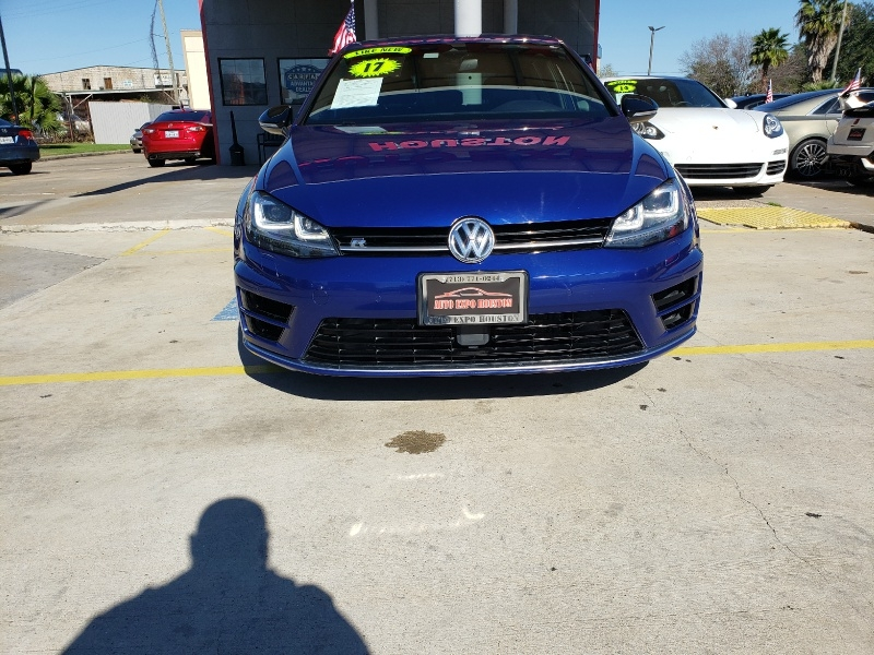 Volkswagen GOLF R 2017 price $29,995