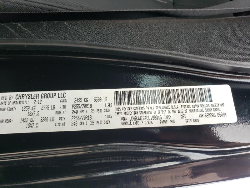 JEEP WRANGLER UNLIMI 2012 price $22,995