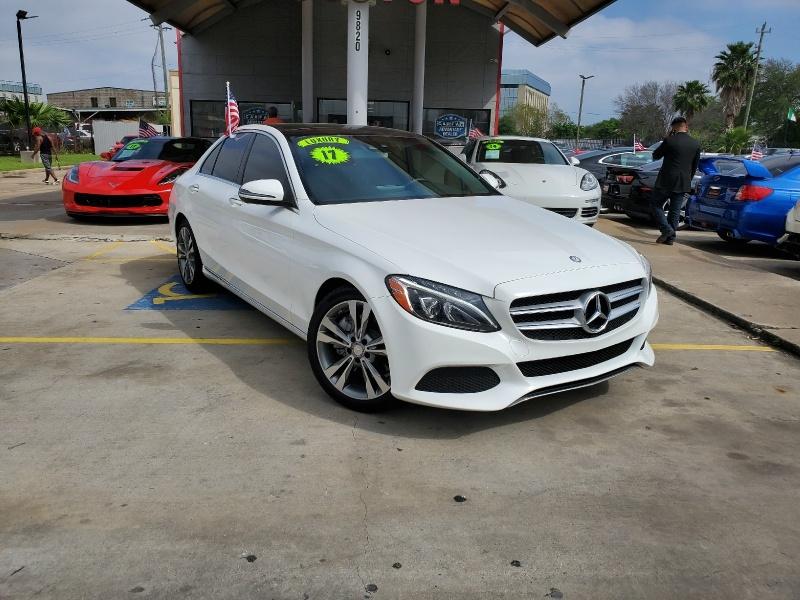 Mercedes-Benz C-CLASS 2017 price $28,995
