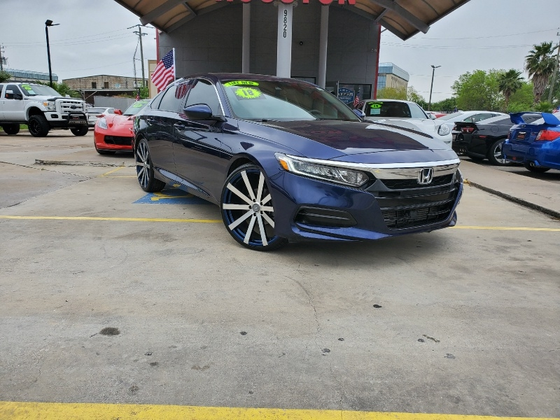 Honda ACCORD 2018 price $18,995