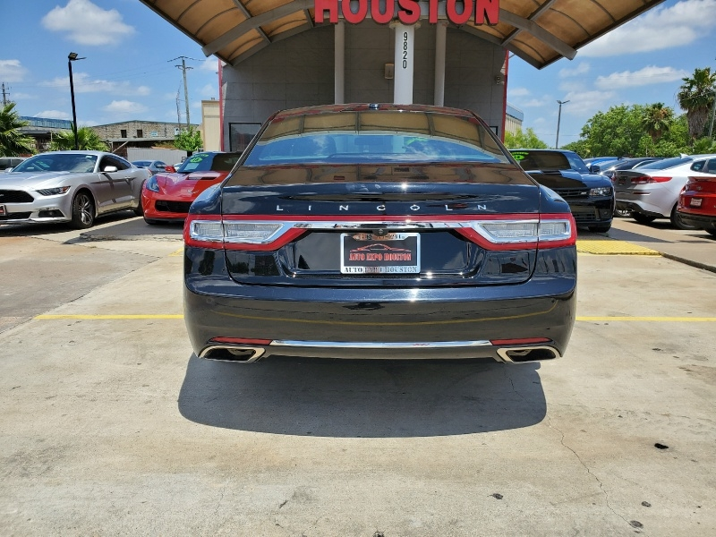 Lincoln CONTINENTAL 2017 price $32,995