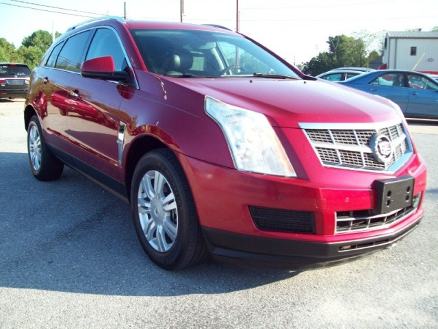 Cadillac SRX FWD Dr Luxury Collection Inventory - Arkansas cadillac dealers