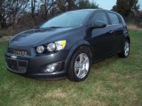Chevrolet Sonic Turbo LTZ 2014
