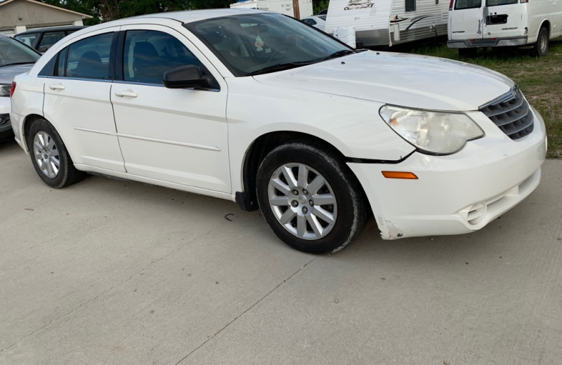 CHRYSLER SEBRING 2010 price Call for Pricing.