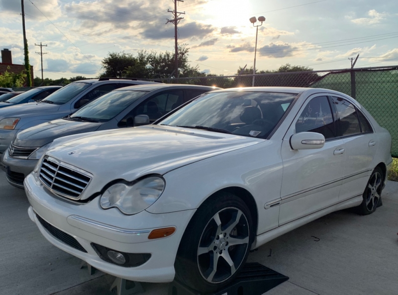 MERCEDES-BENZ C 2007 price Call for Pricing.