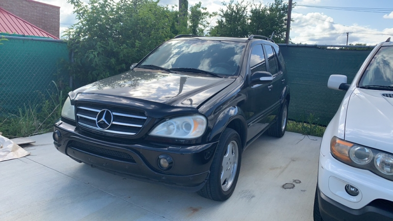 MERCEDES-BENZ ML 2004 price Call for Pricing.