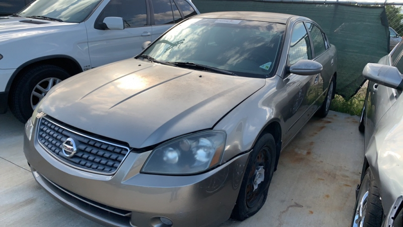NISSAN ALTIMA 2005 price Call for Pricing.