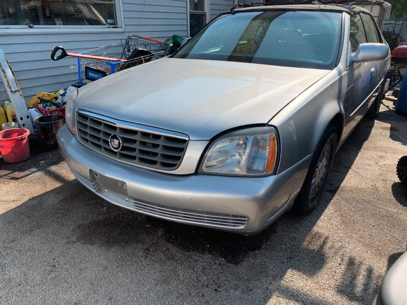 2005 cadillac deville 4dr sdn dhs national motors inc auto dealership in chicago national motors inc