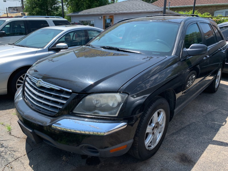 2005 Chrysler Pacifica Touring >> 2005 Chrysler Pacifica 4dr Wgn Touring Fwd