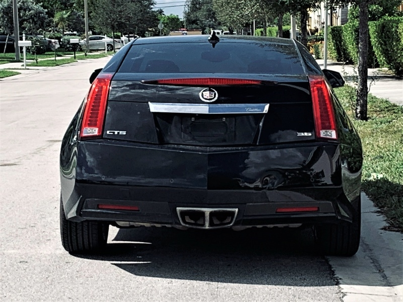 2013 Cadillac Cts Coupe >> 2013 Cadillac Cts Coupe 2dr Cpe Rwd