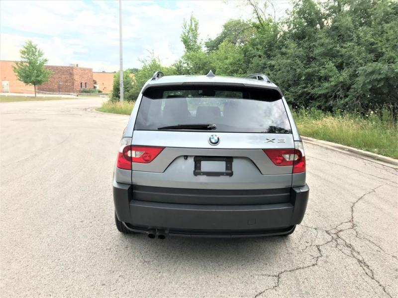 BMW X3 2004 price $5,111