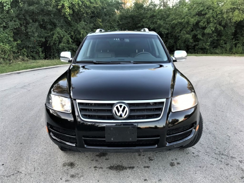 Volkswagen Touareg 2007 price $6,555