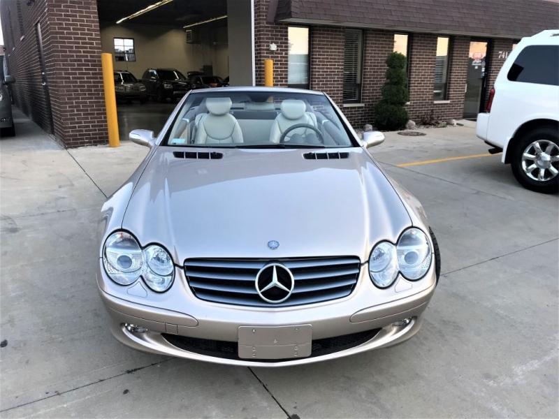 Mercedes-Benz SL-Class 2004 price $15,999