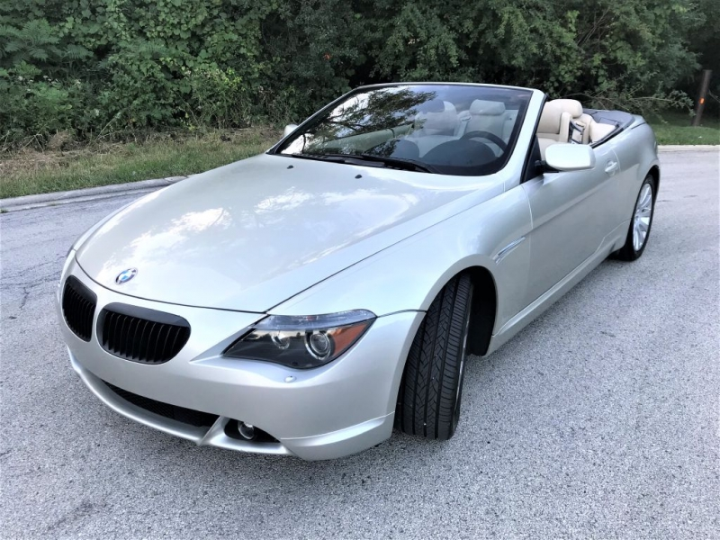 BMW 6 Series 2004 price $9,999