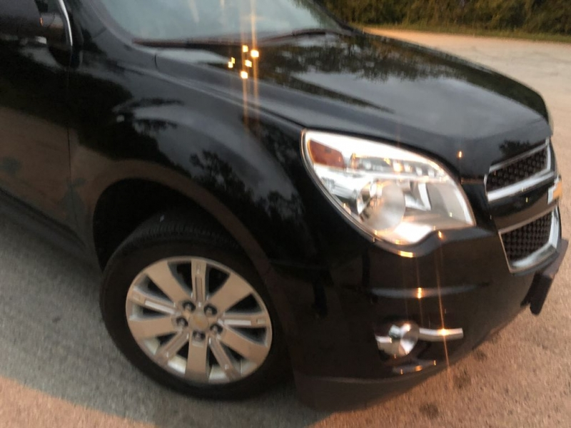 Chevrolet Equinox 2011 price $9,555