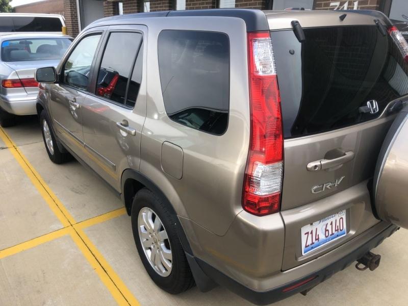 HONDA CR-V 2005 price $3,555