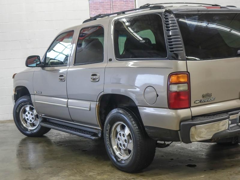 Chevrolet Tahoe 2001 price $3,999