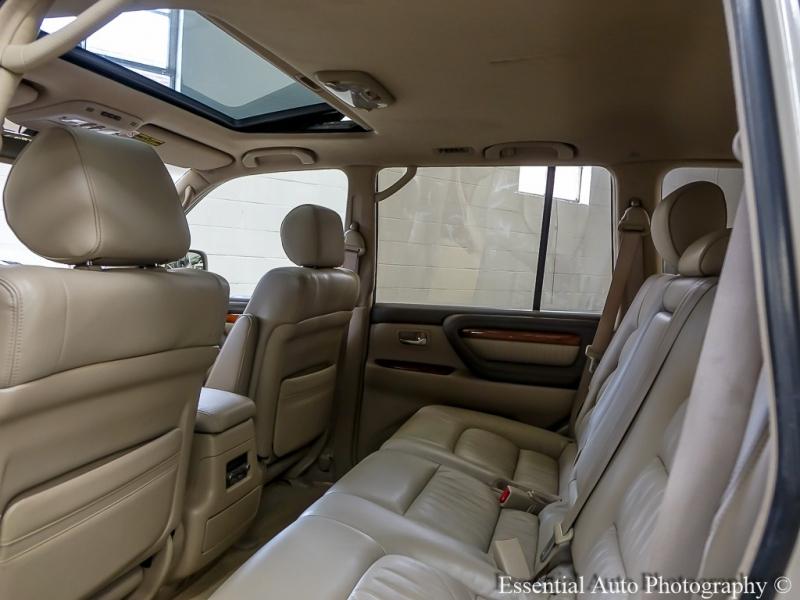 Lexus LX 470 2003 price $12,998