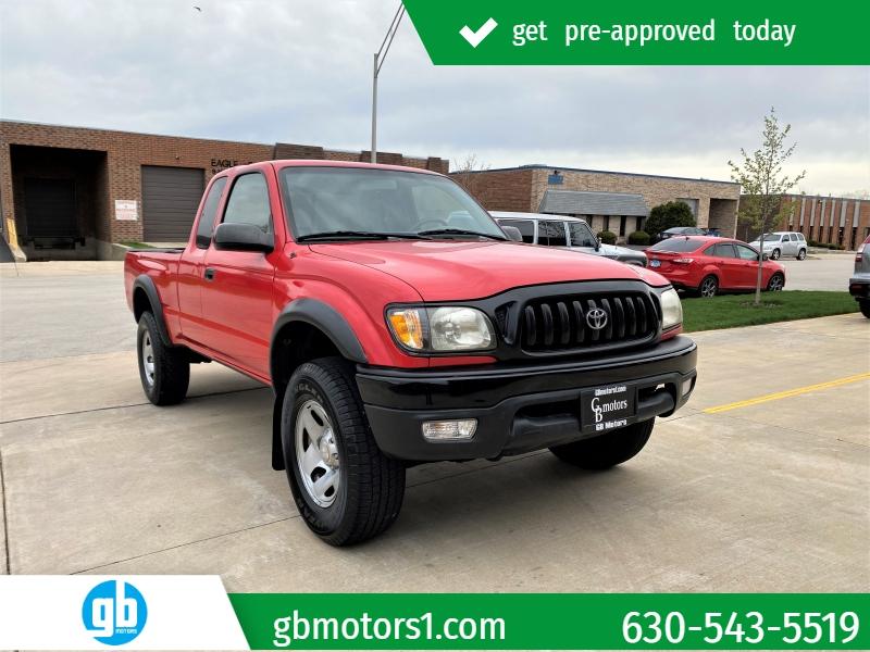 Toyota Tacoma 2001 price $8,798