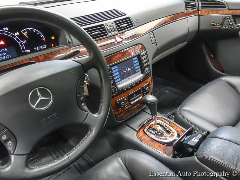 Mercedes-Benz S-Class 2006 price $8,444
