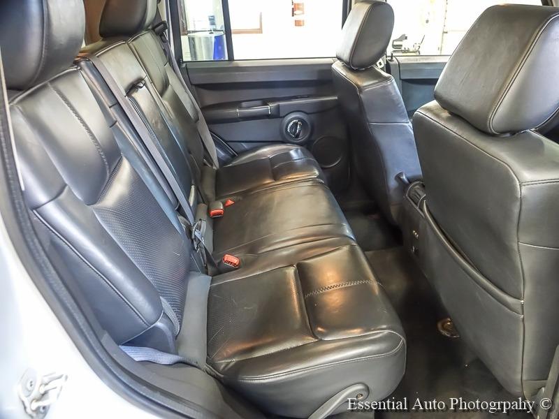 Jeep Commander 2008 price $9,555