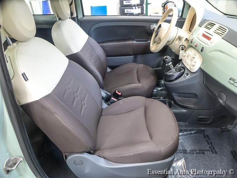 Fiat 500 2012 price $5,498