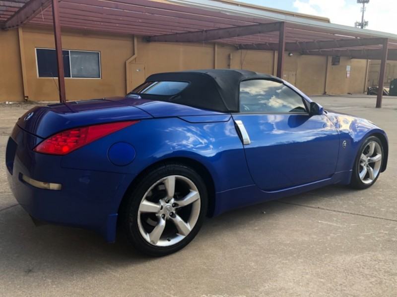 2007 Nissan 350Z 2dr Roadster Manual Enthusiast