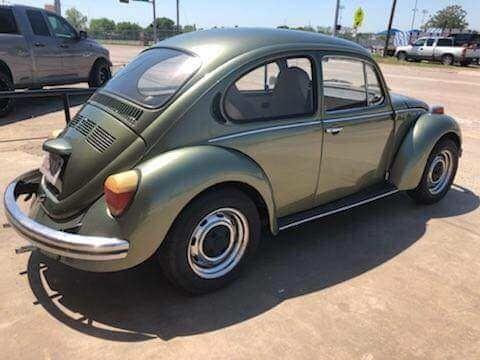 Volkswagen Beetle 1973 price 6000 Cash Price