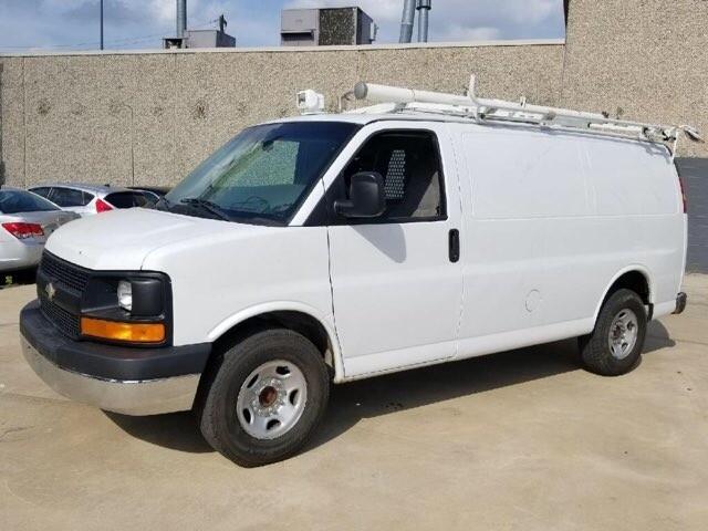 Chevrolet Express Cargo Van 2007 price 1500 Enganche