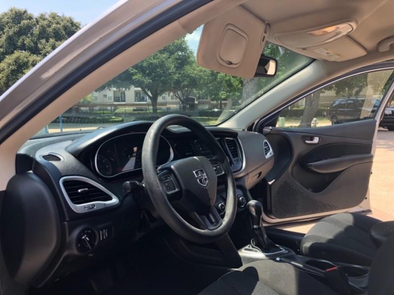 Dodge Dart 2015 price 2000 Enganche