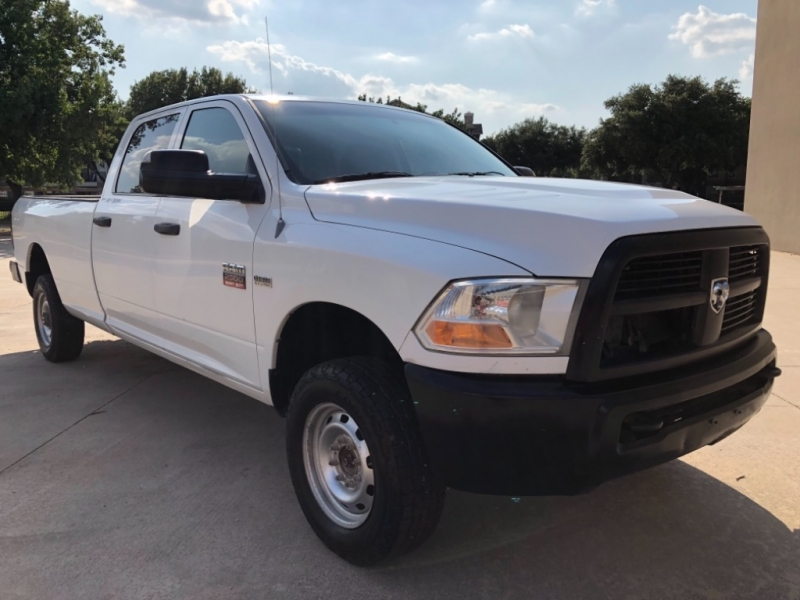 RAM 2500 2012 price 2500 Enganche