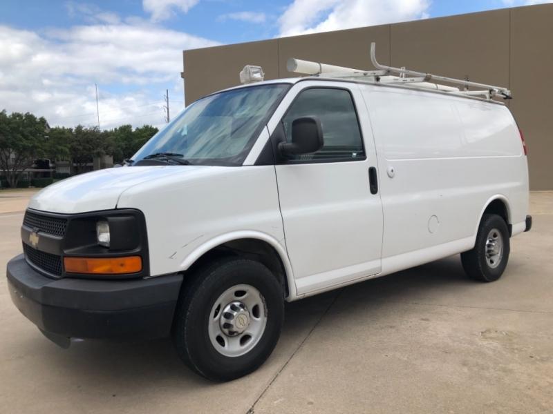 Chevrolet Express Cargo Van 2010 price 2500 Enganche