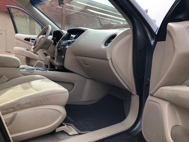 Nissan Pathfinder 2015 price 3000 Enganche
