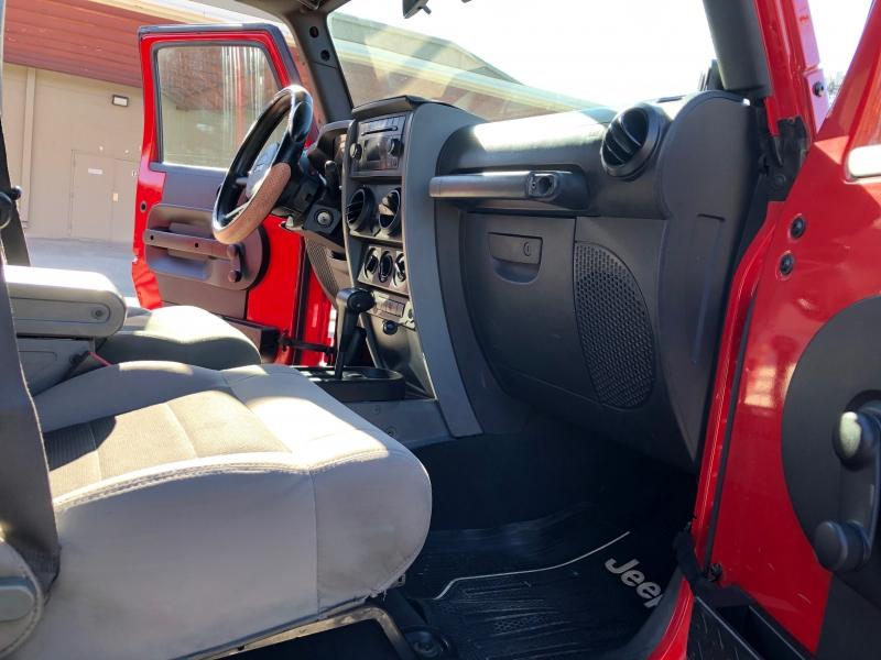 Jeep Wrangler 2008 price 13500 Cash Price