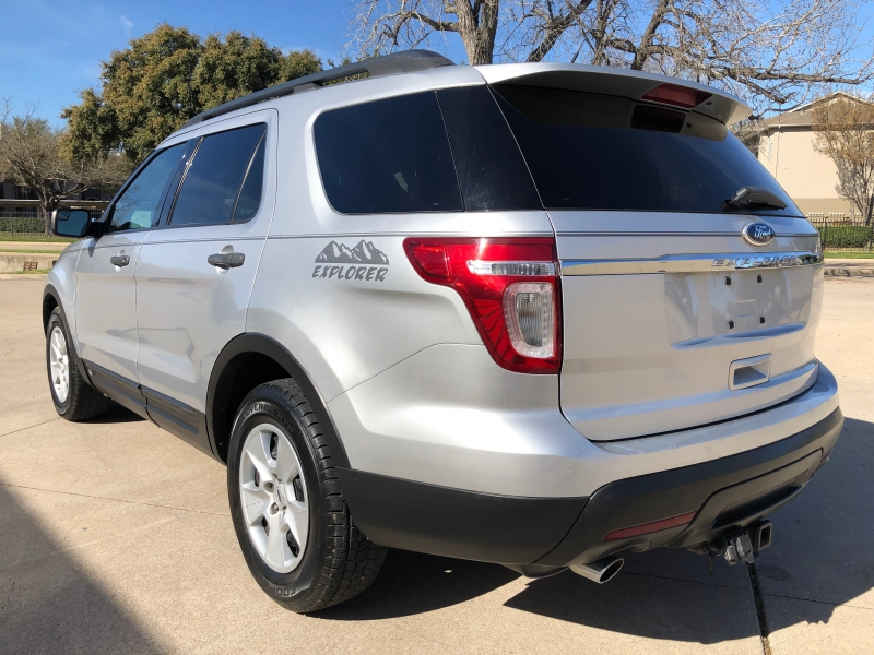 Ford Explorer 2012 price 2500 Enganche