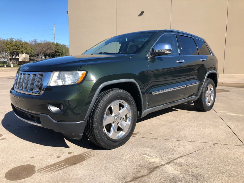 Jeep Grand Cherokee 2011 price 3000 Enganche