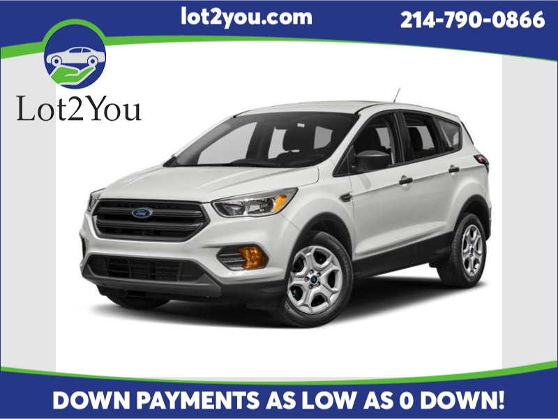 Ford Dealership Austin >> 2019 Ford Escape S Lot2you Auto Dealership In Austin