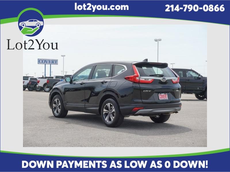 Honda CR-V 2018 price $23,112