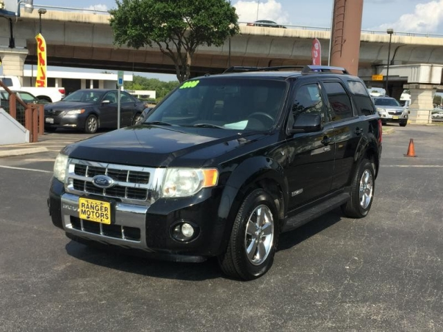 FORD ESCAPE LIMITED Inventory RANGER MOTORS Auto - 2008 ford