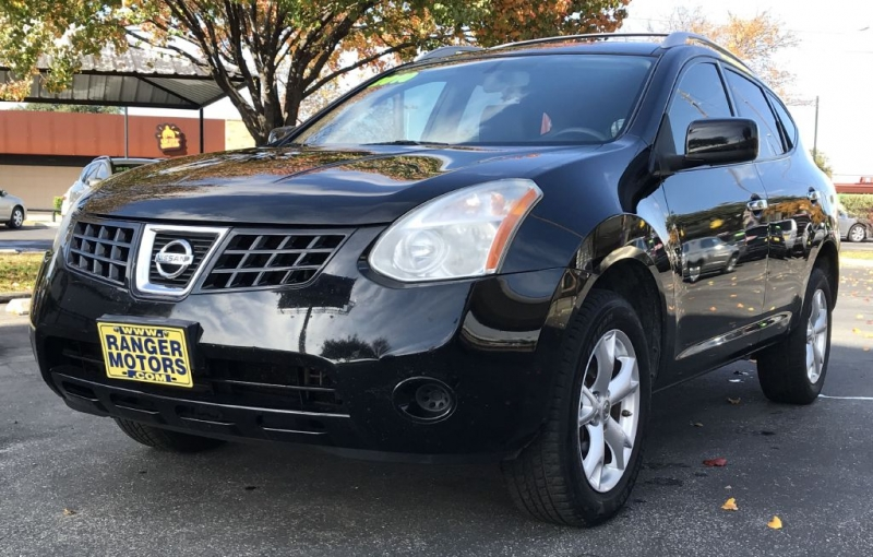 Nissan ROGUE 2010 price $8,950