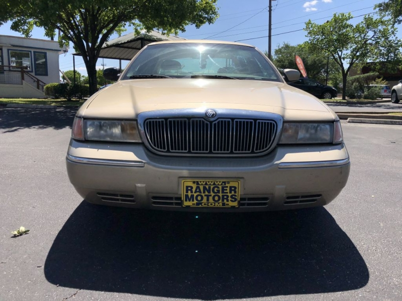Mercury GRAND MARQUIS 2000 price $2,450