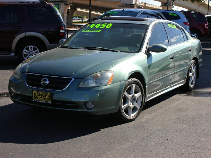 Nissan ALTIMA 2003 price Call for Price