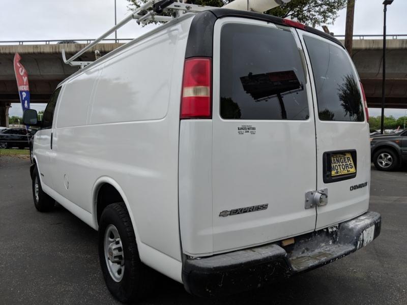 Chevrolet EXPRESS G2500 2005 price $8,450