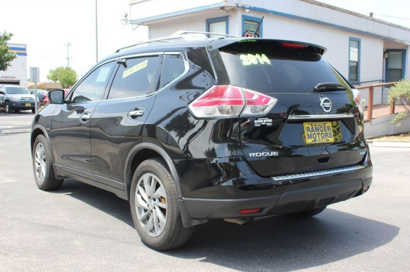 Nissan ROGUE 2014 price $13,500