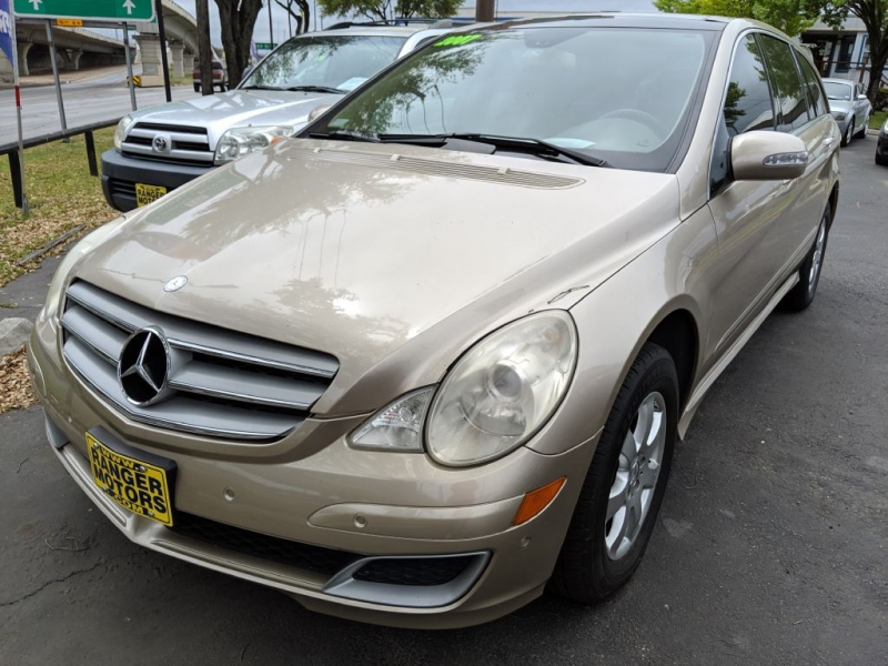 Mercedes-Benz R-CLASS 2007 price $5,900
