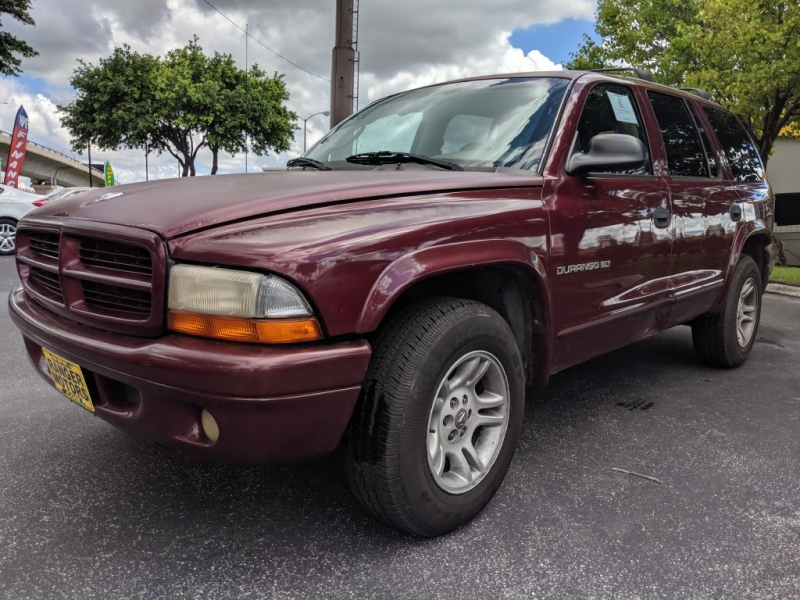 Dodge DURANGO 2001 price $1,950