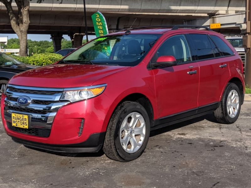 FORD EDGE 2011 price $9,950