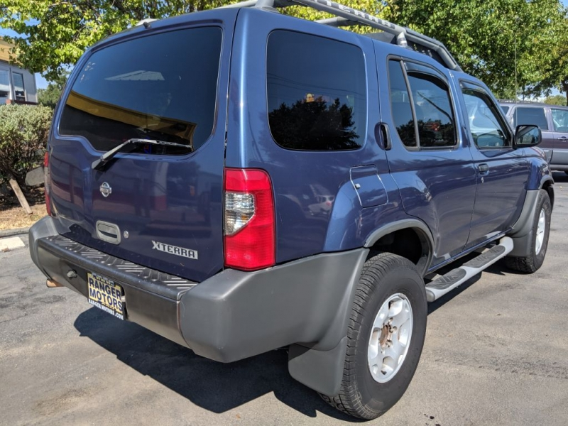 Nissan XTERRA 2000 price $1,950