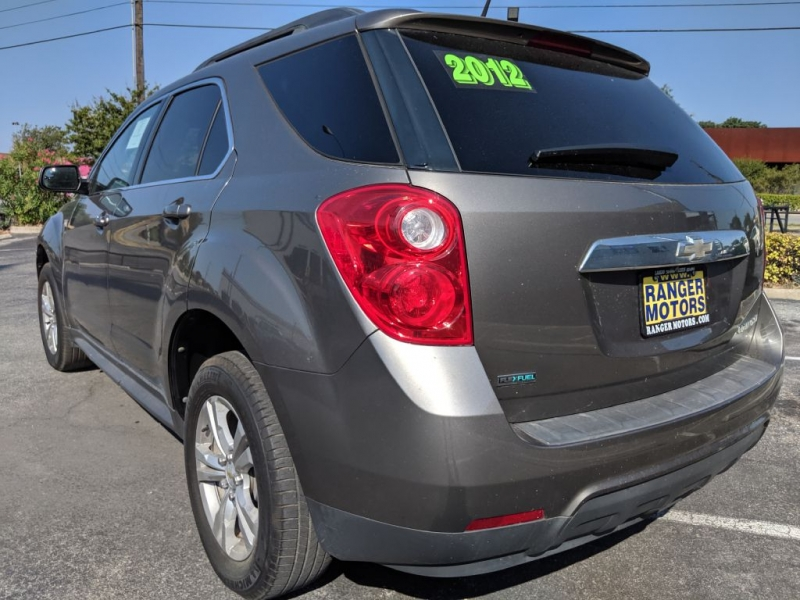 Chevrolet EQUINOX 2012 price $10,575