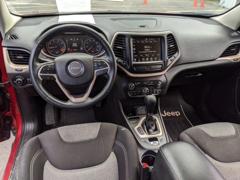 Jeep CHEROKEE 2014 price $11,750